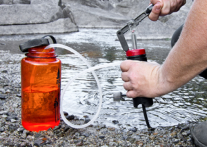 water filtration appalachian trail